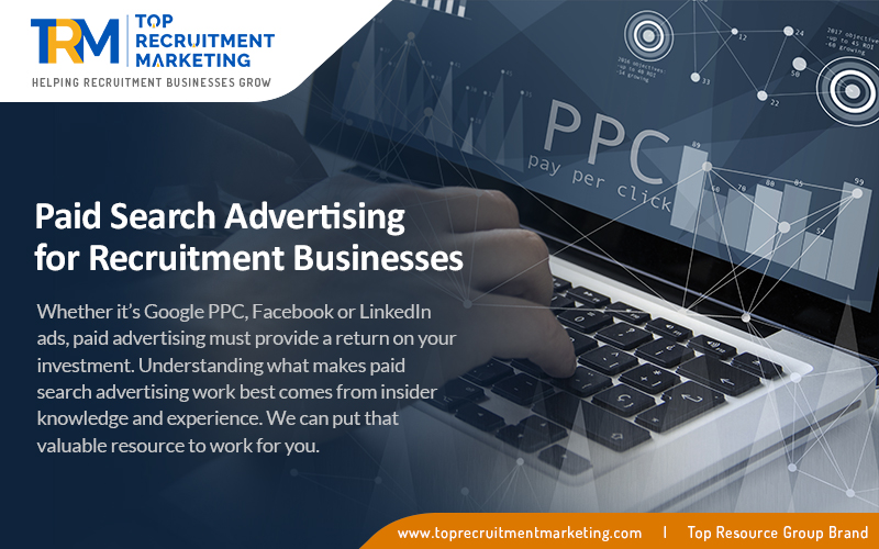 Paid Search Advertising For Recruitment Businesses