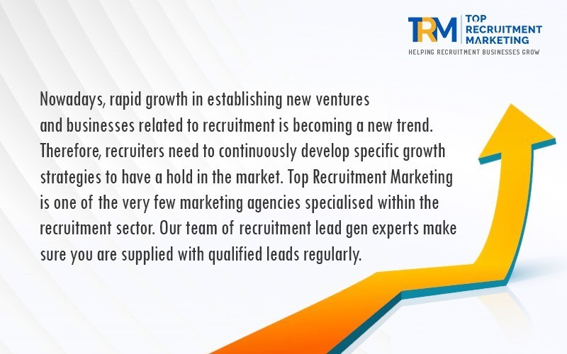 Top Recruitment Marketing is One Of The Few Marketing Agencies Specialised Into The Recruitment Sector.
