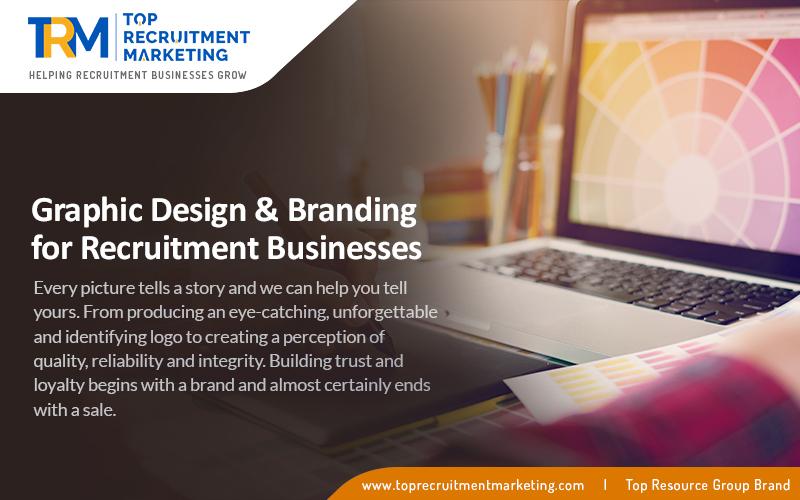 Graphic Designing & Branding For Recruitment Businesses